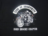 RECOVERY TEE SHIRT - SONS OF ANONYMITY - SOBRIETY
