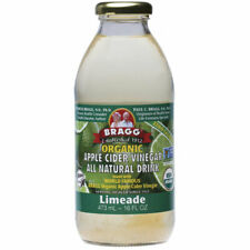 Bragg Apple Cider Vinegar Limeade (1 Bottle)