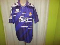 "Real Madrid Original Kelme Auswärts Trikot 1994- 1996 ""Teka"" Gr.XL TOP"