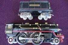 Early Lionel Standard Gauge 390 Steam Locomotive   Repainted