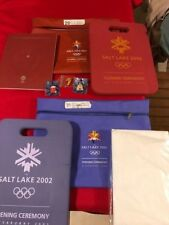 Salt Lake City 2002 Olympic Winter Games Opening/Closing Ceremony CUSHION PINS +