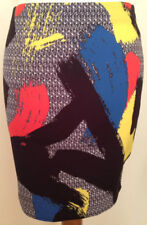 B/NEW Ltd Edition River Island BODYCON BLACK MINI SKIRT COMPLETELY SOLD-OUT £35
