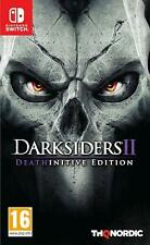 Darksiders 2 Deathinitive Edition For Nintendo Switch (New & Sealed)