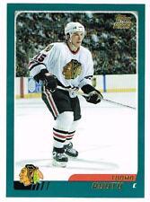 2003 2004 03/04 TOPPS...TEAM SET...CHICAGO BLACKHAWKS...5 CARDS...DAZE, ARNASON