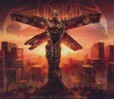 Zonaria - Arrival of the Red Sun - CD NEU