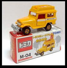 TOMICA M-04 MUSEUM TOYOTA LAND CRUISER 1/60 TOMY DIECAST CAR NEW