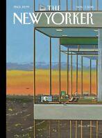THE NEW YORKER MAGAZINE NOVEMBER 7 2016 NEW &UNNREAD SHIPS FREE