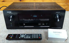 Denon AVR-X2000 7.1 Home Cinema Amplifier Receiver :Very good Condition Free P&P