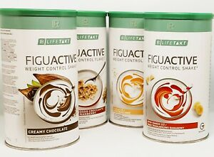 FIGU ACTIVE LIFETAKT - LR health and beauty - weight control shake - figuactive