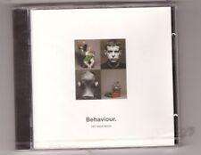 PET SHOP BOYS - BEHAVIOUR CD  NUOVO SIGILLATO