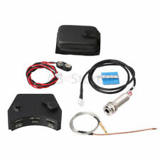 Belcat Soundhole Control Preamp Piezo Pickup System for Acoustic Guitar