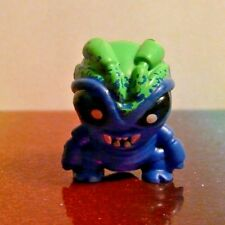Flush Force Series 1 #3 ROLLY MOLDY Blue Mini Figure Mint OOP