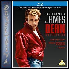 James Dean Collection Blu-ray 2017 Region