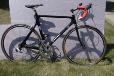 Kestrel 200 SC Full Carbon Bicycle 56 cm, Dura Ace 2x9 gears, Rolf Vector Wheels