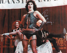 TIM CURRY SIGNED 8X10 PHOTO ROCKY HORROR PICTURE SHOW DR FRANK-N-FURTER