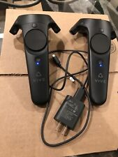HTC Vive Controller Wand Pair for Virtual Reality Headsets- Vive Controllers