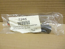 New T-285 T285 Compensated Large Diameter Celox Contact Block