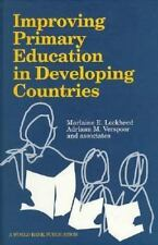 Improving Primary Education in Developing Countries by Lockheed, Marlaine E., V