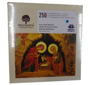 Wentworth Wooden Puzzle Christmas Nativity Scene