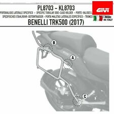 Barre porta valige laterali GIVI PL8703 Benelli TRK 502