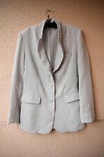 Weißer Blazer von Hennes Collection, Größe 38