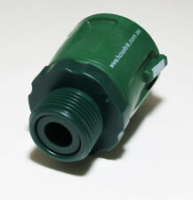 HOSELINK ACCESSORY SWIVEL CONNECTOR FREE EXPRESS POST NO LEAK HOSE LINK FITTINGS
