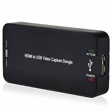 DigitNow! HDMI Video Capture with USB3.0/2.0 in 1080P , Record Card Box Capture