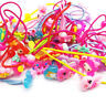 Cute 10Pcs Baby Girls Hair Band Ties Rope Ring Elastic Hairband Ponytail Holder