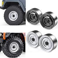 """1.9"""" Metall Felgen Wheel Rims für Traxxas TRX4 Axial SCX10 II CC01 D110 D90 1:10"""