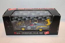 BRUMM R214 Ferrari 512 BB 1980 CH. Pozzi - JMS Racing @ Le Mans - 1/43 model car
