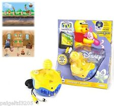 Disney Winnie the Pooh ~Piglet's Special Day~ Plug  & Play~6 Video Games~