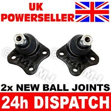 Audi A3 1996-03 FRONT Bottom BALL JOINTS NS & OS