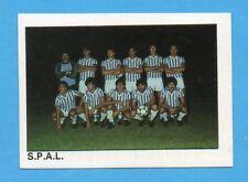 CALCIO FLASH '84-LAMPO-Figurina n.460- SQUADRA - SPAL -NEW
