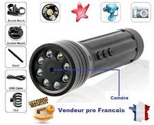 Lampe Torche Caméra Espion Sport 720x480 Appareil Photo Numerique 1280 x 1024