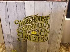 Warehouse Sound Co & Friends Vol II LP 1974 Capitol VG+ Grand Funk Steve Miller