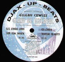 ELLERY COWLES - Glaxy Of Interval - 1995 Djax-Up-Beats -  DJAX-UP-245