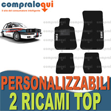 S1c00000 TAPPETI AUTO TAPPETINI IN VELOUR Tappetini BMW e30 Coupe//Cabrio 1982