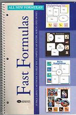 CREATIVE MEMORIES FAST FORMULAS VOL 2 IDEAS BOOK 2000 BN & NLA