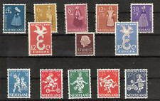 Nederland  Jaargang 1958   Postfris.