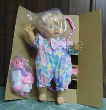 Baby Doll Goes to the Doctor -Doll with Doctor Accessories-Play Set- New in Box