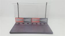 FRG 1:43 A/B Straight F1 Model Track Diorama Base Crash Barrier & Safety Fencing