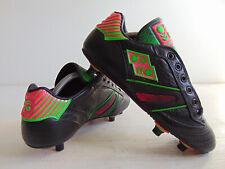 Vintage 80 90 PANTOFOLA D'ORO 450 Prince 39 Shoes Calcio 6 Studs