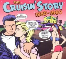 THE CRUISIN' STORY '55-'60 (EVERLY BROTHERS, ROY ORBISON, ELVIS, ...) 3 CD NEW+