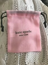 KATE SPADE Small Pink Jewelry Pouch Dust Bag