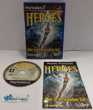 Gioco Console Game SONY Playstation 2 PS2 PAL ITALIANO HEROES OF MIGHT AND MAGIC