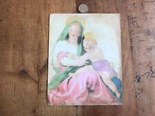 dessin numéro 32 vierge et l enfant