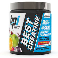 BPI Sports Best Creatine 50 Servings Fruit Punch