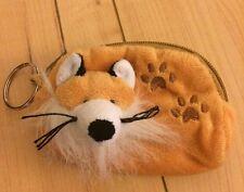 """Legends Tiny Plush Fox Pouch 5"""""""