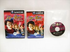 HARRY POTTER and Chamber of Secret Item REF/cccc Game Cube Import JAPAN gc