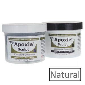 Aves Apoxie Sculpt - Modelling Compound 1lb Kit in Natural